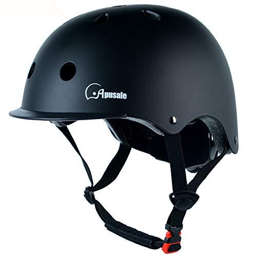 Find Cheap Apusale Kids Toddler Bike Helmets CPSC-Certified,Bicycle Helmets for Girl Boys,Multi Spor...