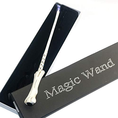 14' Il Signore Voldemort Glowing Wand con Il Nastro Scatola Rigida, Halloween E Natale Props Harry Potter Set Cinematografico di Film Props Bacchette