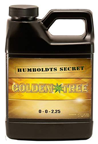 ? #1 beste Pflanze Nahrung für alle Pflanzen und Trees? Humboldts Geheimnis Golden Tree - Wachstum Beschleuniger-Ausbeute Increaser - kranke Pflanze Rescuer - All In-One Nährstoff Additiv - Super konzentriert - 100 % Bio - Einsatz auf Bäume, Gemüse,