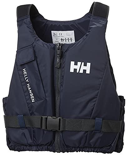 Helly Hansen Rider Vest Chaleco de Ayuda a la flotabilidad, Unisex Adulto, Evening Blue, 30/40