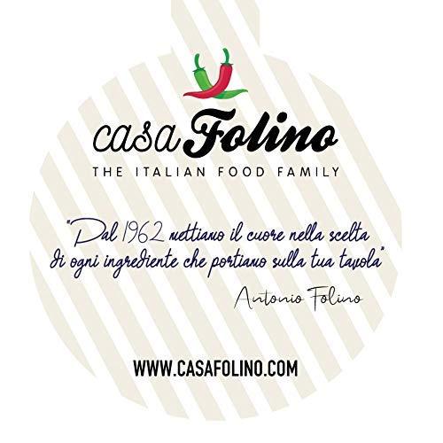 Caja de harina de trigo duro y harina de trigo blando. 2 paquetes de harina molida a la piedra, italiana. CasaFolino