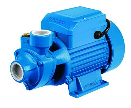 Foset Boap-1/2F Bomba Eléctrica Periférica para Agua 1/2 Hp Foset, Color, Pack Of Aquete de 1