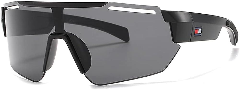 Polarized sports sunglasses for men and polarized women Credence Denver Mall lenses