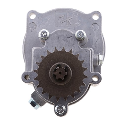 H HILABEE 17T T8F Clutch Drum Getriebe Für 2 Takt / 4 Takt 43cc 49cc Mini Motor Motor Go Kart Pocket Bike Scooter
