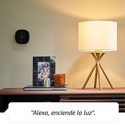 Nuevo Amazon Echo (3. generacin) - Altavoz inteligente con Alexa - tela de color ail