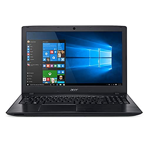 Acer Aspire E 15, 15.6 inch Full HD LED-Backlit Laptop, Intel Core i3-8130U Dual Core, 6GB RAM, 1TB HDD, 8X DVD, US QWERTY Keyboard, Windows 10 Home