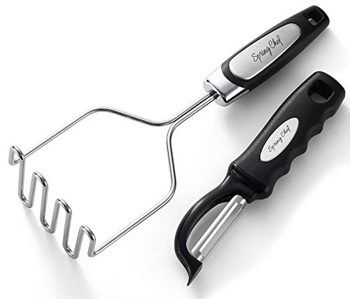 Spring Chef Stainless Steel Potato Masher