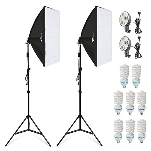 Amzdeal Softbox Kit