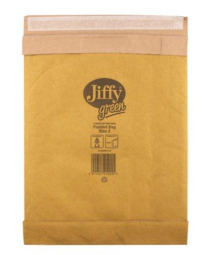 Jiffy JPB-2 - Sobre para uso general (2) - Pack de 100