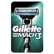 Gillette 83331 Mach3 Mens Razor