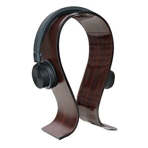 Acrylic Headphone Stand Display Headphone Holder Headphone Hanger Acrylic Desktop Game Earphone Stand Acrylic Earphone Stand is Suitable of Headphones