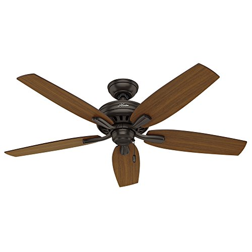 Hunter Fan Company 53323 Ceiling Fan, 52', Premier Bronze