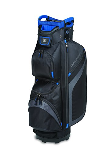 Datrek DG Lite II Cart Bag Black/Charcoal/Royal DG Lite II Cart Bag
