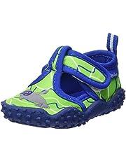 Playshoes, Aqua-Schuhe Robbe Unisex niños, Azul (Blau/Azul 791)