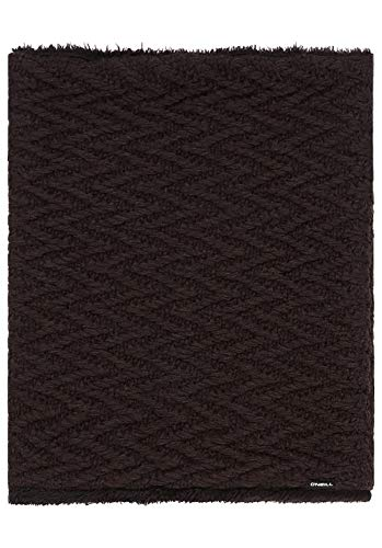 O'NEILL BW Nora Wool Tube Scarf-9010 Black Out-Uni, Accessoires Femme, 0