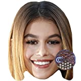 Kaia Gerber Masques de célébrités