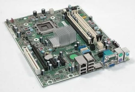 HP Compaq 8000Elite Small Form Factor motherboard- 536884–001