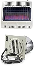 Mr. Heater, Corporation Mr. Heater, 30,000 BTU Vent Free Blue Flame Propane Heater, MHVFB30LPT (Bundle)