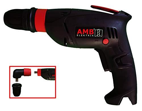 AMB Bohrschrauber mit Winkelgetriebe 600 BS QuiXS 600 W Bohrmaschine Kress BZT