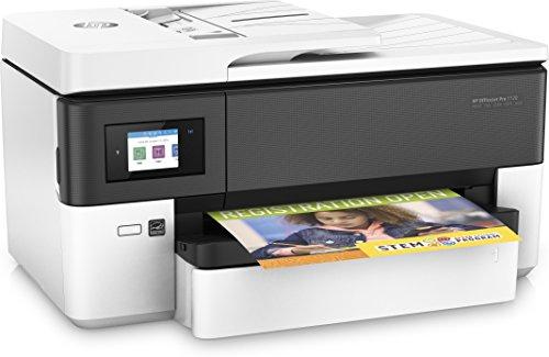 HP OfficeJet Pro 7720 - Impresora multifunción tinta, color, Wi-Fi, Ethernet, impresión A3/A4 (Y0S18A)