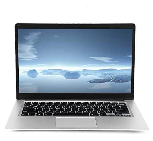 Laptop da 13,3 pollici 6 GB RAM 128 GB SSD Intel Celeron_j3455 Quad Core CPU Computer con Dual Band 5G + 2.4 Ghz WiFi HDMI Windows 10