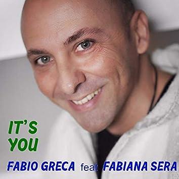 It's you (feat. Fabiana Sera)