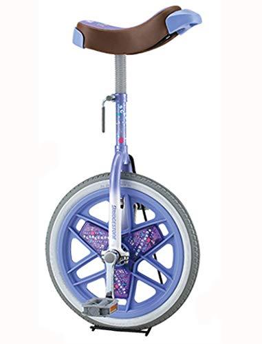 BRIDGESTONE(ブリヂストン) スケアクロウ 一輪車(スタンド付) 16インチ(SCW16) [ラベンダー(LV)]