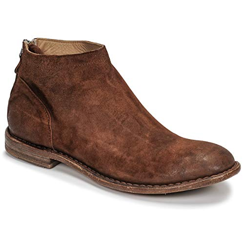 MOMA Oliver BRUCCIDIO Stiefelletten/Boots Herren Camel - 44 - Boots