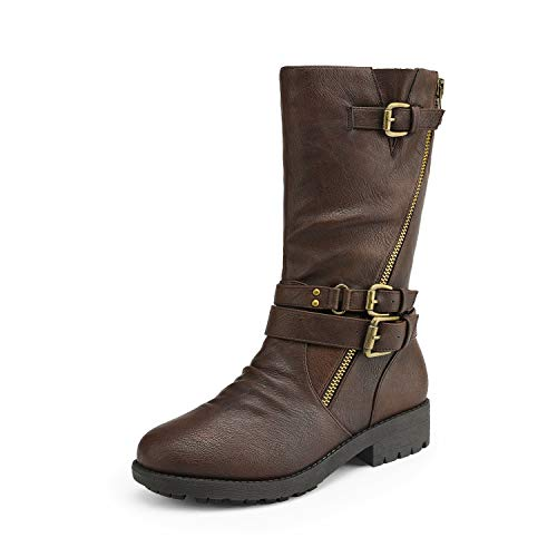 Brown Child Girl Boots