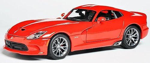 2013 Dodge Viper GTS rot 1 18 by Maisto 31128