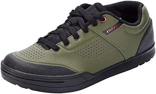 SHIMANO GR5 (GR501) Zapatos, verde, 44