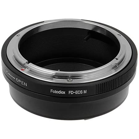 Fotodiox Lens Mount Adapter Compatible With Canon Fd Kamera