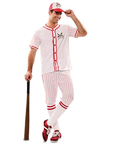 Disfraz de Jugador de Beisbol para hombre