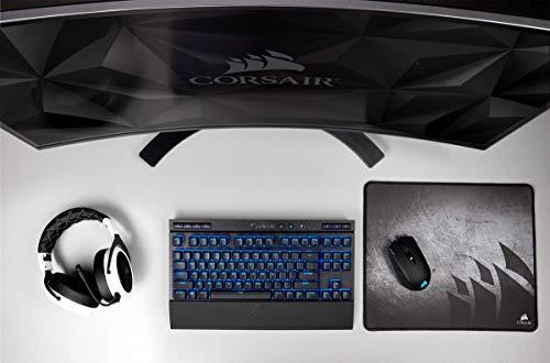 Corsair Harpoon Kabellose RGB Wiederaufladbare Optisch Gaming-Maus (mit SLIPSTREAM Technologie, 10.000DPI Optisch Sensor, RGB LED Hintergrundbeleuchtung) schwarz - 14