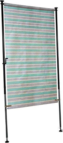 Angerer Balkon Sichtschutz Nr. 1900 grün, 150 cm breit, 2319/1900