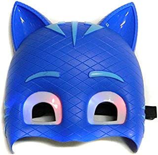 قناع PJ Masks المضيئ للأطفال - أزرق