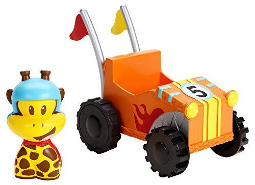 Fisher-Price Julius Jr. Pullback Racer - Clancy's Get-Up-&-Go Kart