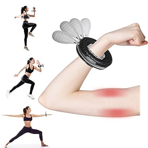 GNEOCHE Roller Arm Slimmers Lose Arm Fat for Women,at-Home Exercise Program for Upper Body Fitness,Firm Your Arms in 30 Days,Strengthen Wrist, Forearm and Biceps,Eliminate Supernumerary Breast