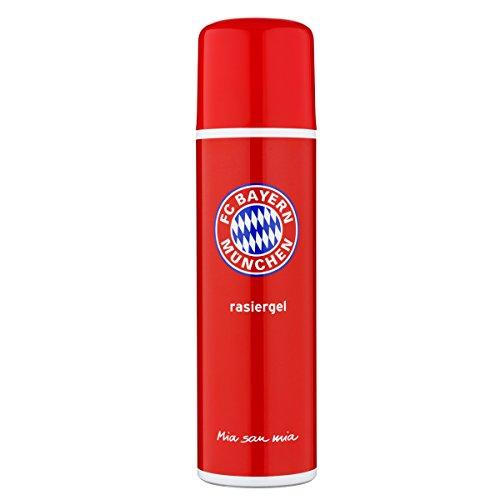 FCB Rasiergel 200 ml, 1er Pack (1 x 200 ml)