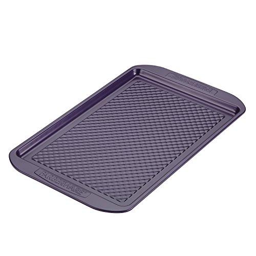 Farberware Nonstick Bakeware, Nonstick Cookie Sheet / Baking Sheet - 11 Inch x 17 Inch, Purple