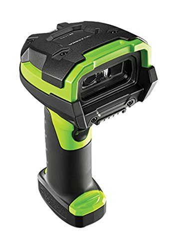 %11 OFF! Zebra Enterprise LI3678-SR3U42A0S1W LI3678 Barcode Scanner, Cordless, Standard Range 1D Linear Imager, USB Kit, USB, Cradle, Power Supply