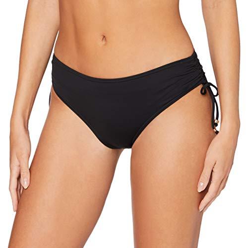 Triumph Damen Venus Elegance Midi Sd Bikinihose, Schwarz (Black 0004), Keine Angabe (Herstellergröße:38)
