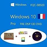 Windows 10 Pro OEM FQC-08920 Französisch DSP OEI OEM DVD