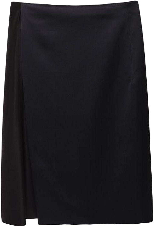 Charles Anastase bluee Pencil Skirt S