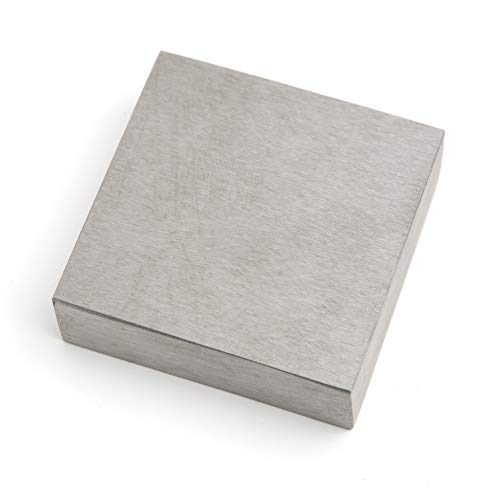 Cousin DIY 34708703 Stamp & Go Steel Stamping Block, Silver