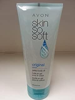 Avon Skin so Soft Original Gelled Body Oil + Jojoba