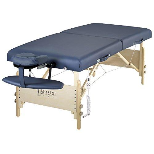 Master Massage Coronado Mobil Klappbar Massageliege 71cm Therma Top