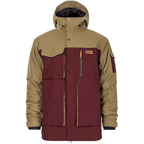 Horsefeathers Herren Snowboard Jacke Herald Jacket