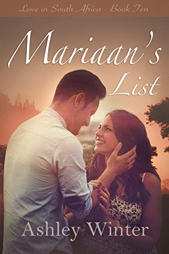 Mariaan's List (Love in South Africa Book 10) (English Edition)