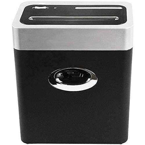 New Shredder Paper Shredder Shredder Small High Security Shredder Office Personal Home File Shredder...
